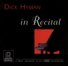 Dick Hyman - In Recital