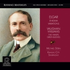 Michael Stern & Kansas City Symphony: Edward Elgar / Vaughan Williams