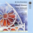 Keith Clark & Pacific Symphony Orchestra feat. Ruggiero Ricci (Geige): Respighi - Church Windows / Poema Autunnale