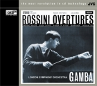 Pierino Gamba & London Symphony - Rossini Overtures