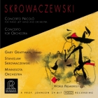 Stanislaw Skrowaczewski - Concerto Nicolo For Piano Left Hand And Orchestra
