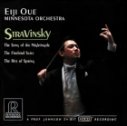 Eiji Oue & Minnesota Orchestra - Stravinsky: Song Of The Nightingale