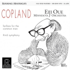 Eiji Oue & Minnesota Orchestra - Aaron Copland: Fanfare for the Common Man & Third Symphony